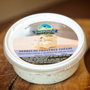 Organic Soft Goat Cheese